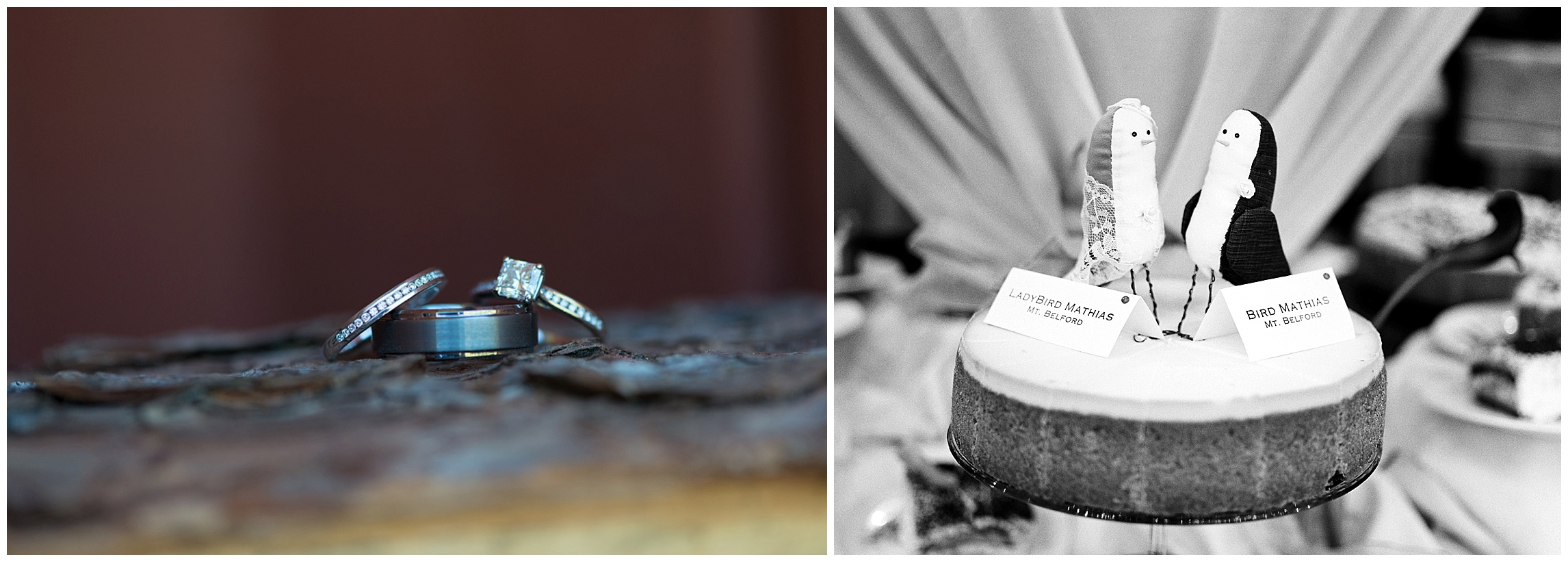 Mountain Wedding Rings | Sonja K. Photography | Ten Mile Station Breckenridge Colorado