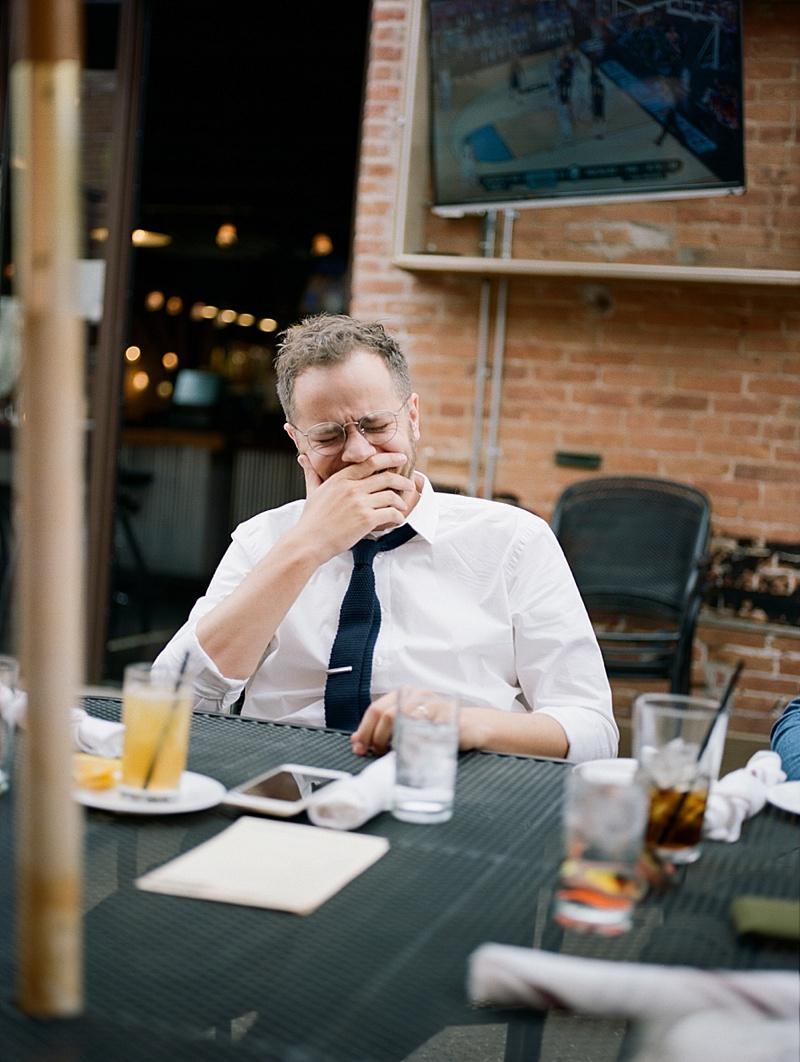 Gay Wedding | Sonja K. Photography |Everyday Joe's Coffee House Fort Collins Colorado