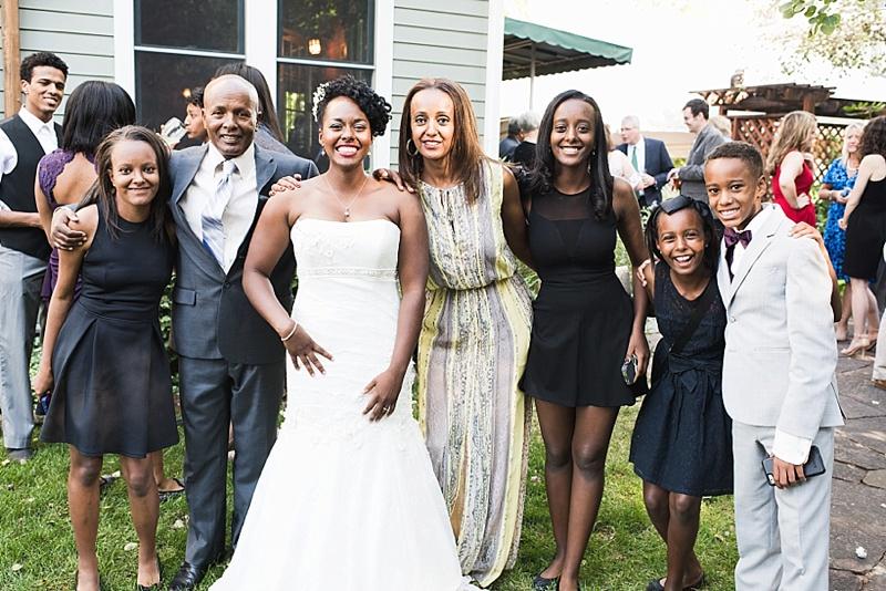 Family Wedding Photos | Sonja K. Photography | Edwards House Fort Collins Colorado