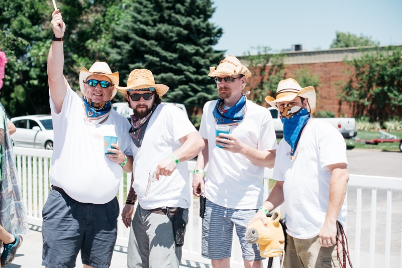 The Soul Squared Team at The 5th Annual Fort Collins Beer Week Brewers Olympics. Event photography by Sonja Salzburg of Sonja K Photography.