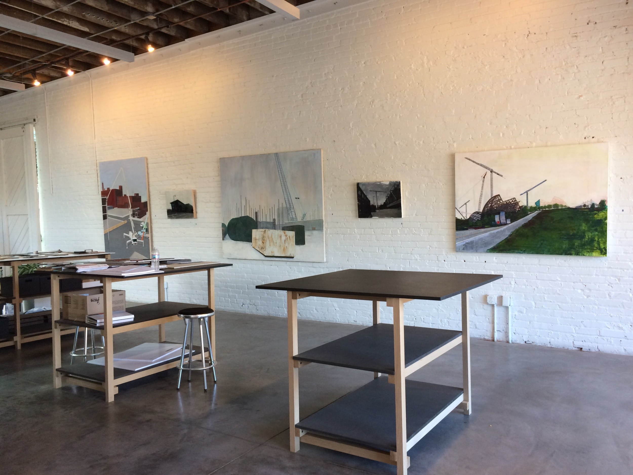 Installation view, @ISOM Collective