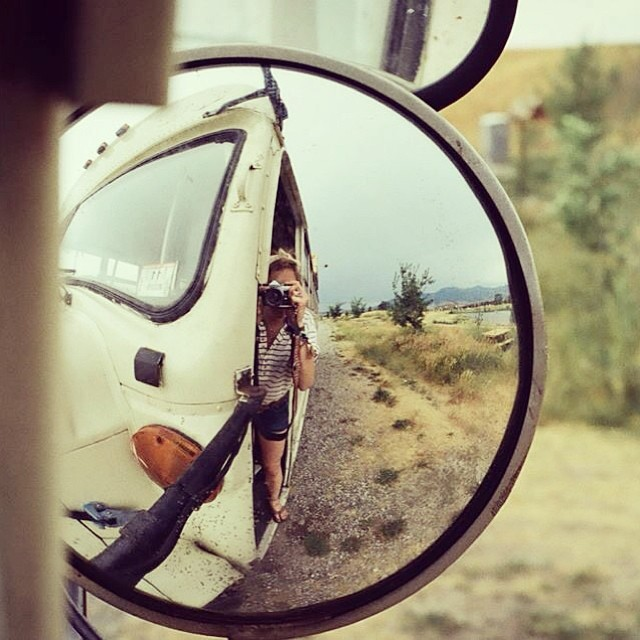 #tbt to bus selfies on summer highways