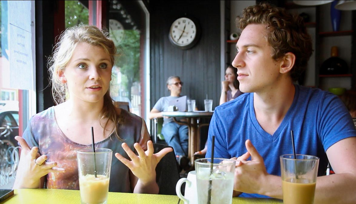 Talking with Katya and Jesse about the thriving arts scene in Pittsburgh