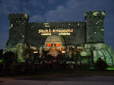 Skull Kingdom - memorable in passing.