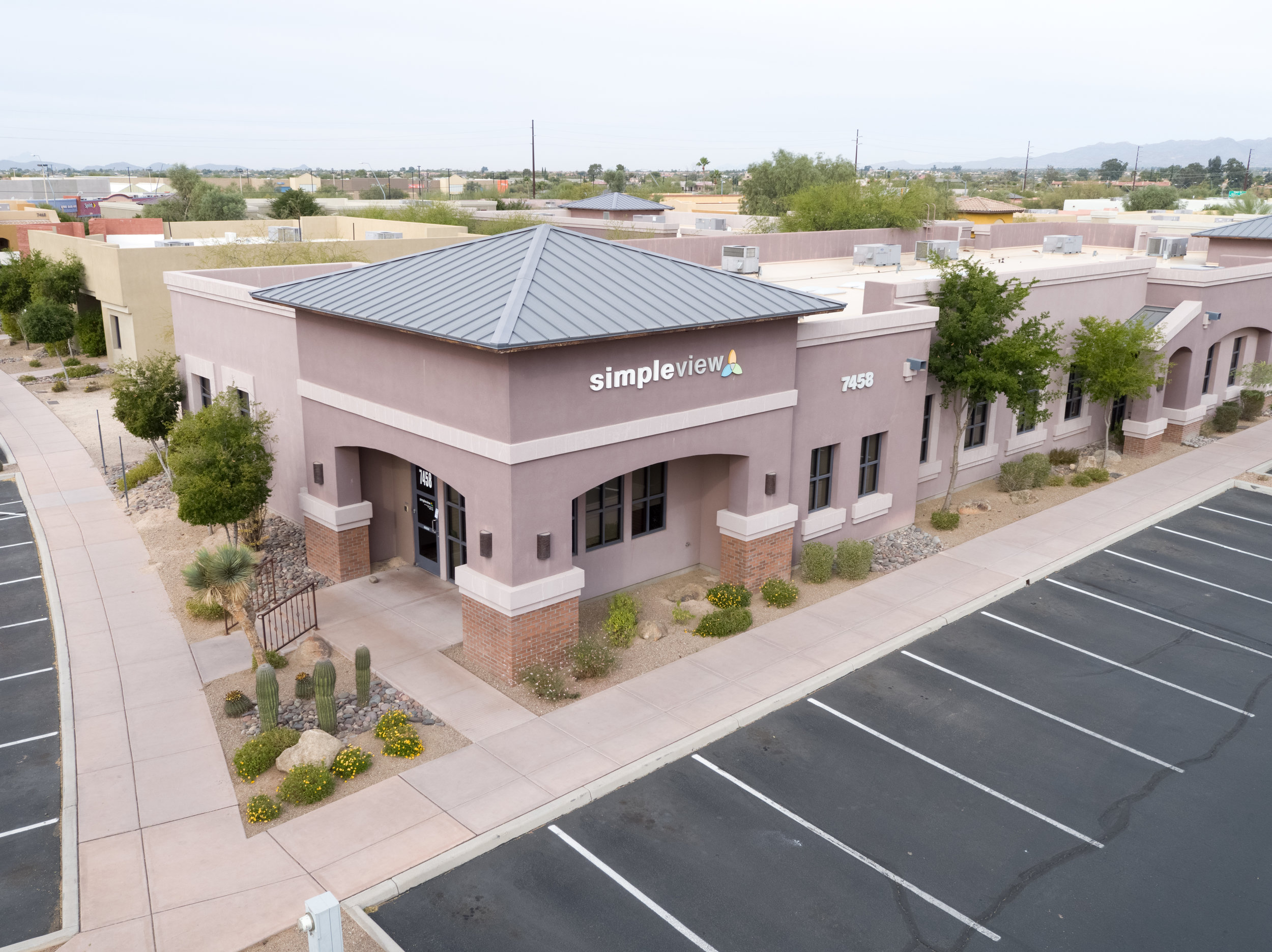 7458 & 7464 N. La Cholla    3,718-20,517 SF Class A Office Condos Available