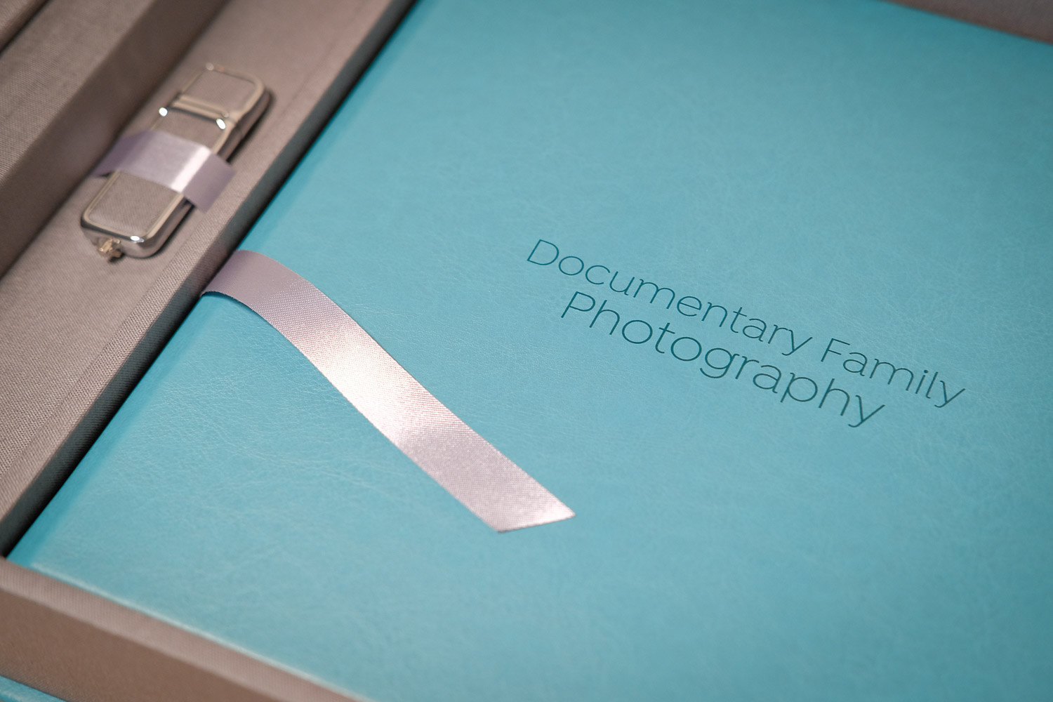 Example of a documentary family photo album from Daryl Porter Photography