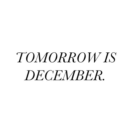 It is! This is both terrifying (seriously, where did this year go?!) and exciting because now we can officially start holiday shopping! ✨Shop the link in our bio for the perfect holiday gift ✨