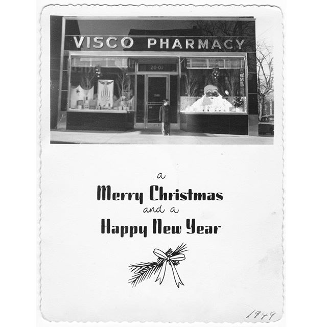 Sending love and wishing you a very Merry Christmas. ♥️🎁🎄 #visco #viscodesigns #merrychristmas #viscostack #brooklyn