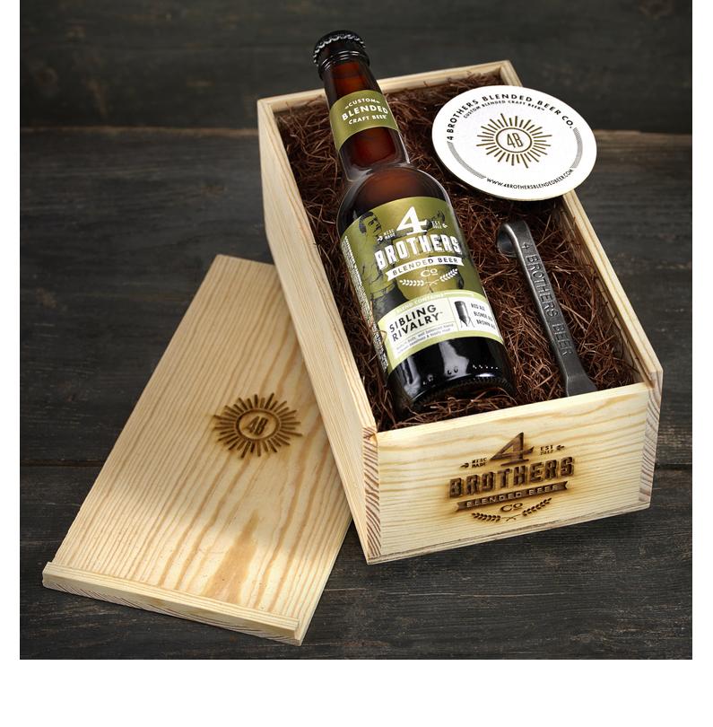PROMO BEER BOX | PHOTO DIRECTION