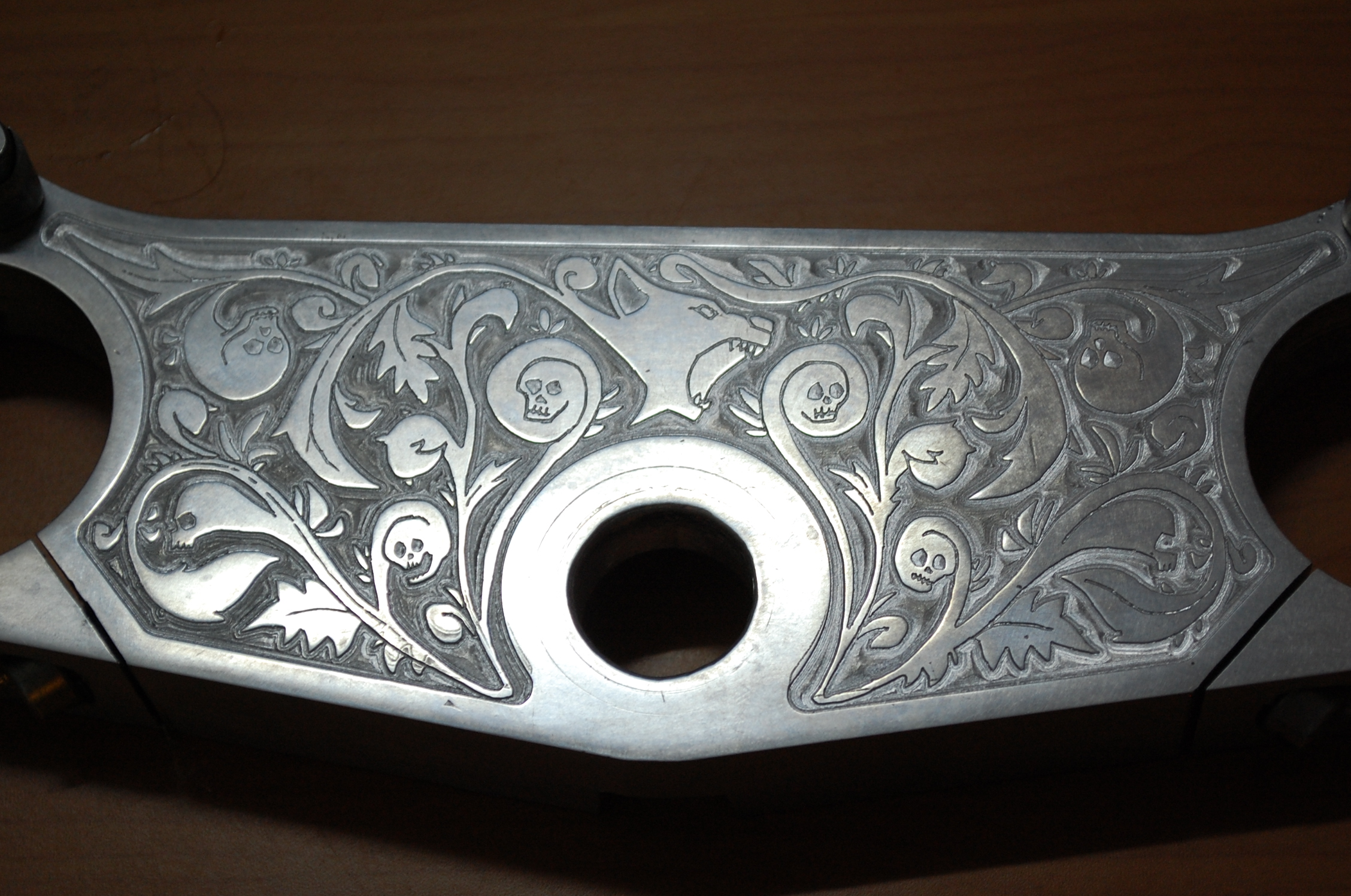 Skulligree Close Up