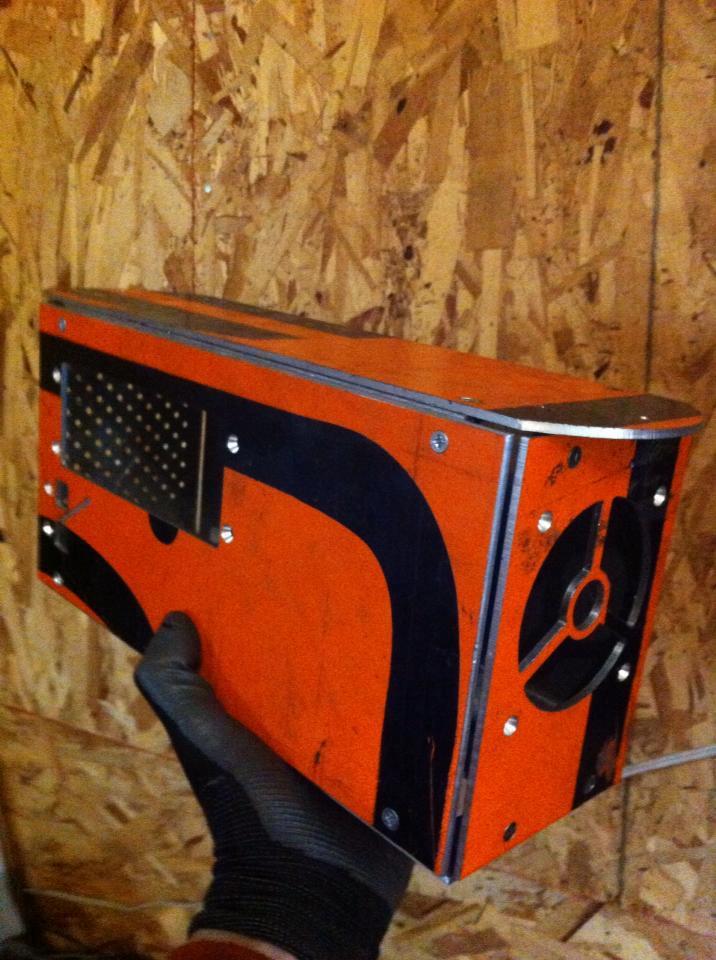CNC Control Box