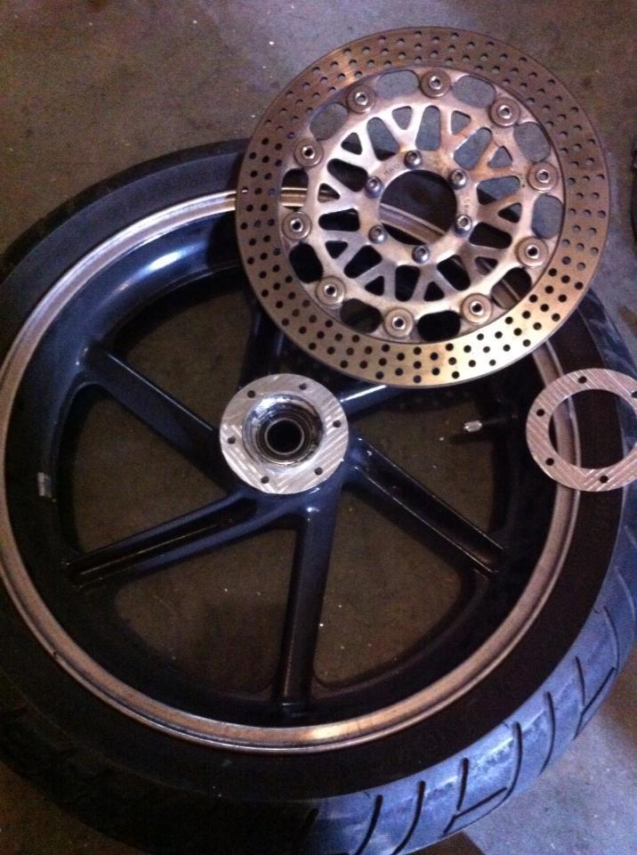 Brake Disc Spacers