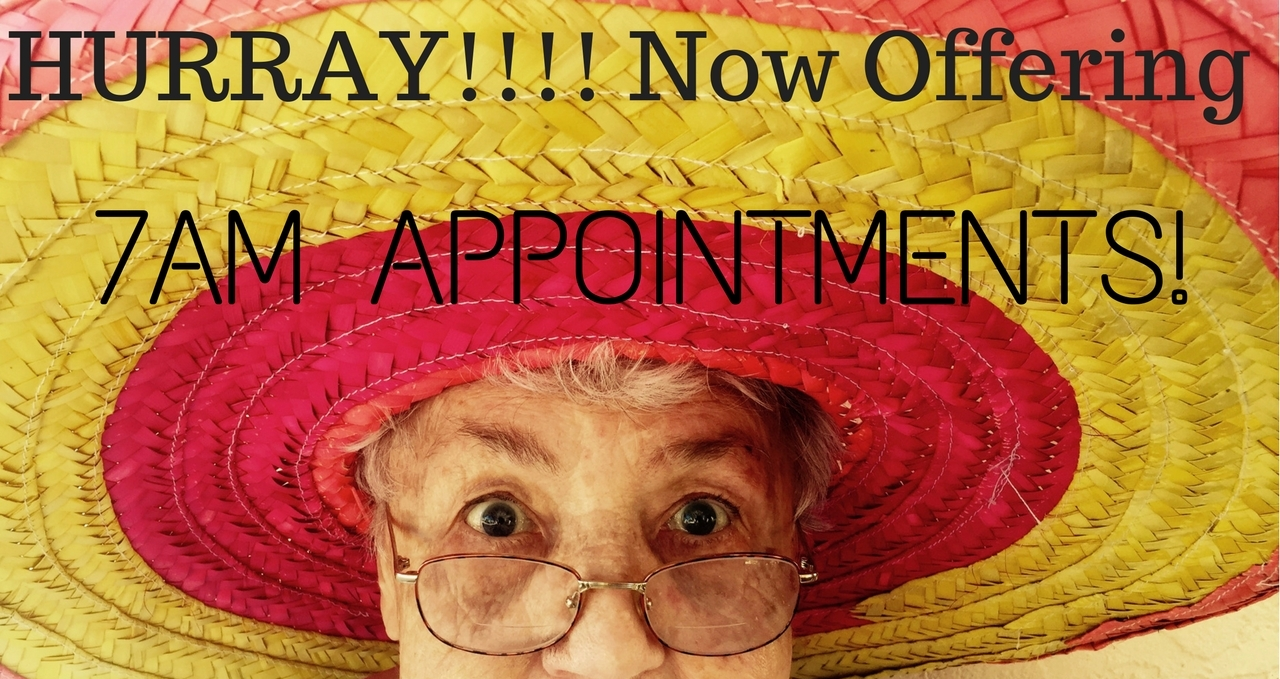 Dentist Appointments Call to Action
