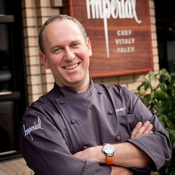 Chef & Owner Vitaly Paley:Paley's Place,  Imperial, The Crown & Headwaters