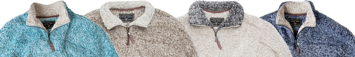 True Grit Frosty Fleece