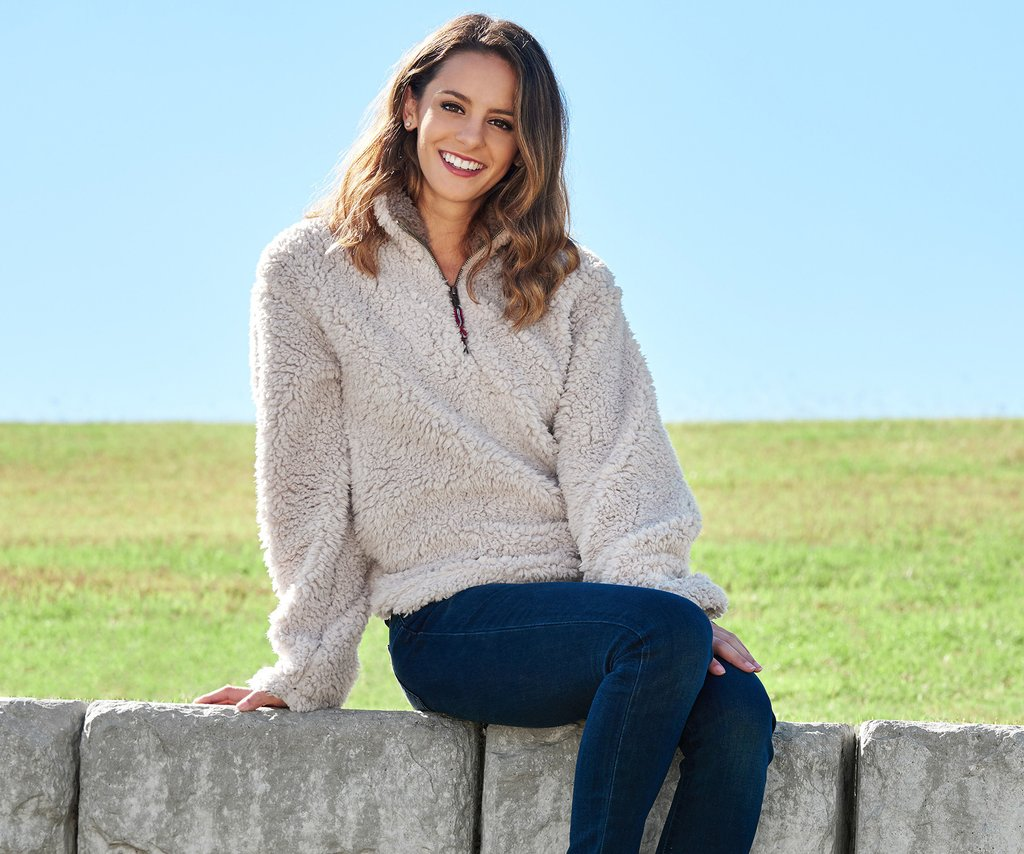 SHOP SHERPA PULLOVERS