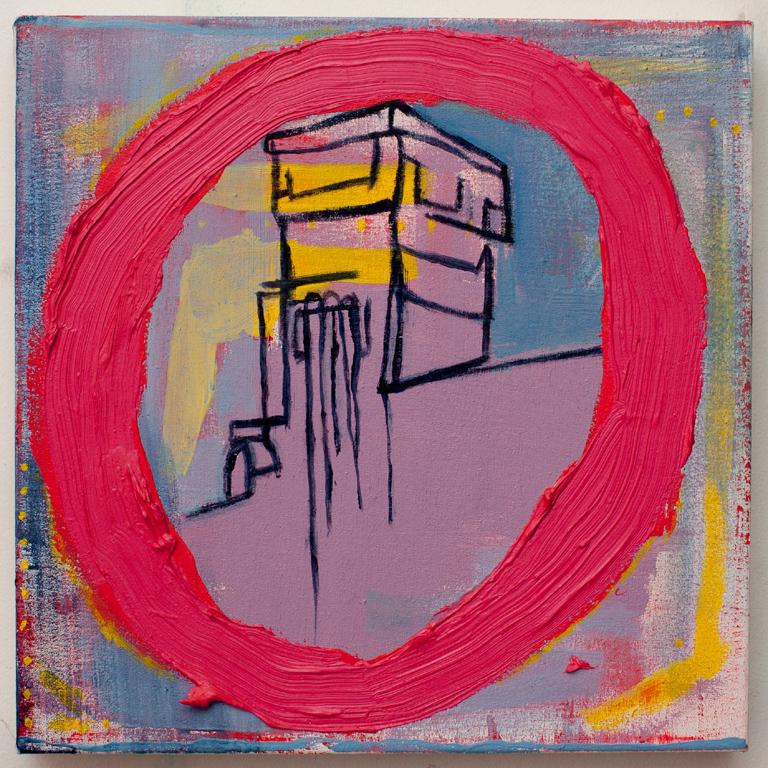 Building (pink)