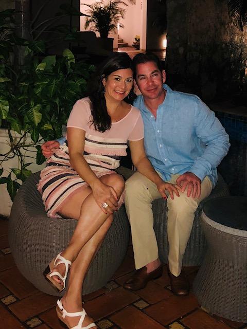 steve and me pink dress.jpg