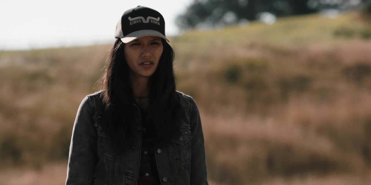 Kimes-Ranch-Cap-Worn-by-Kelsey-Asbille-Chow-in-Yellowstone-1.jpg