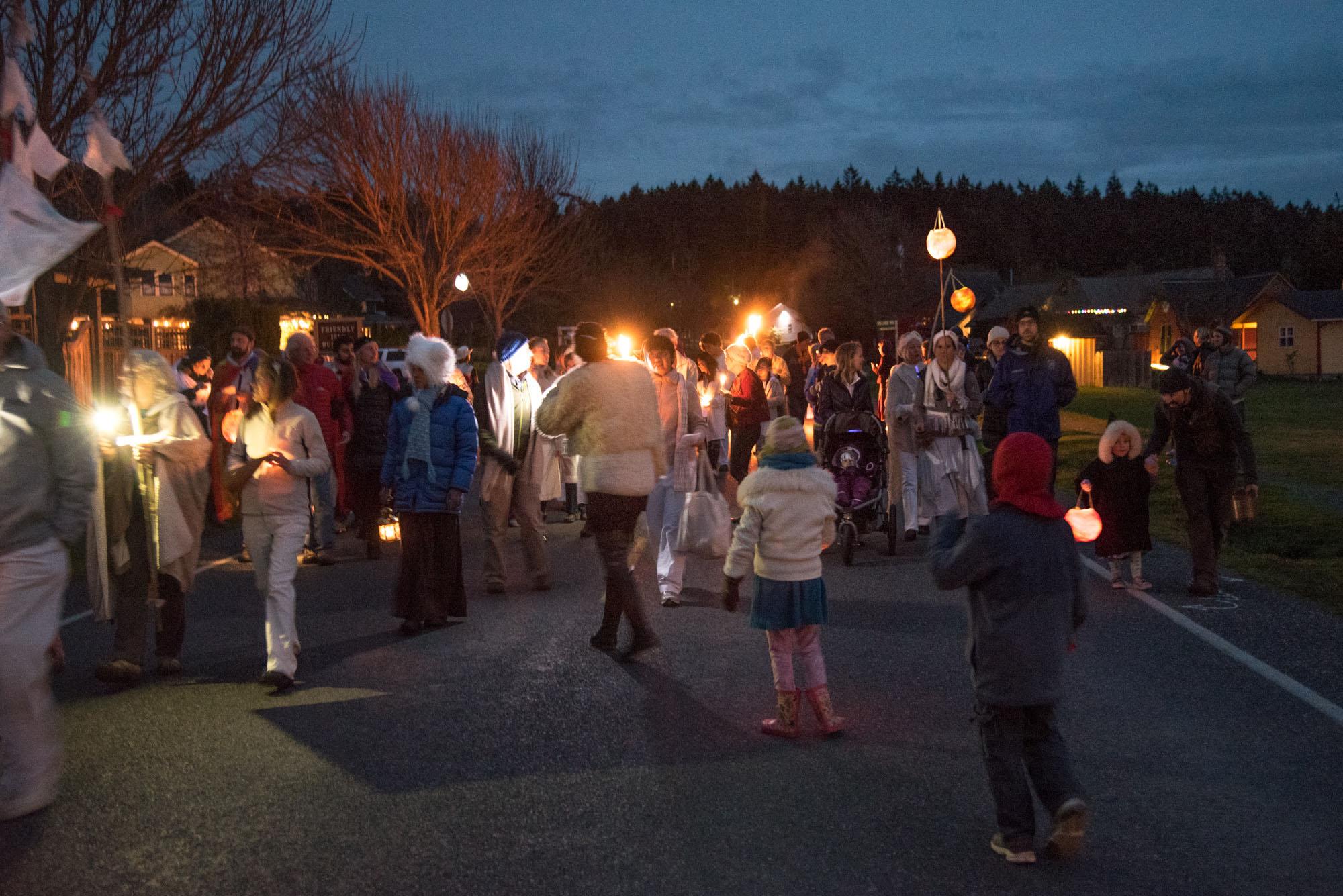 Winter's Village Lighting Celebration