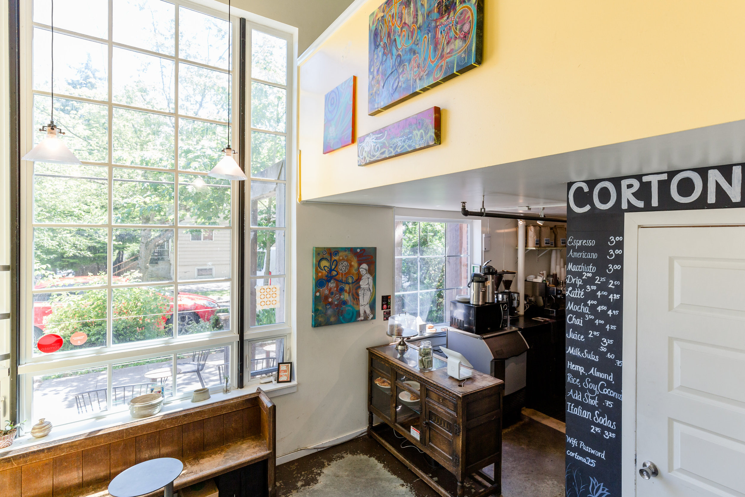 Cortona Coffee Shop