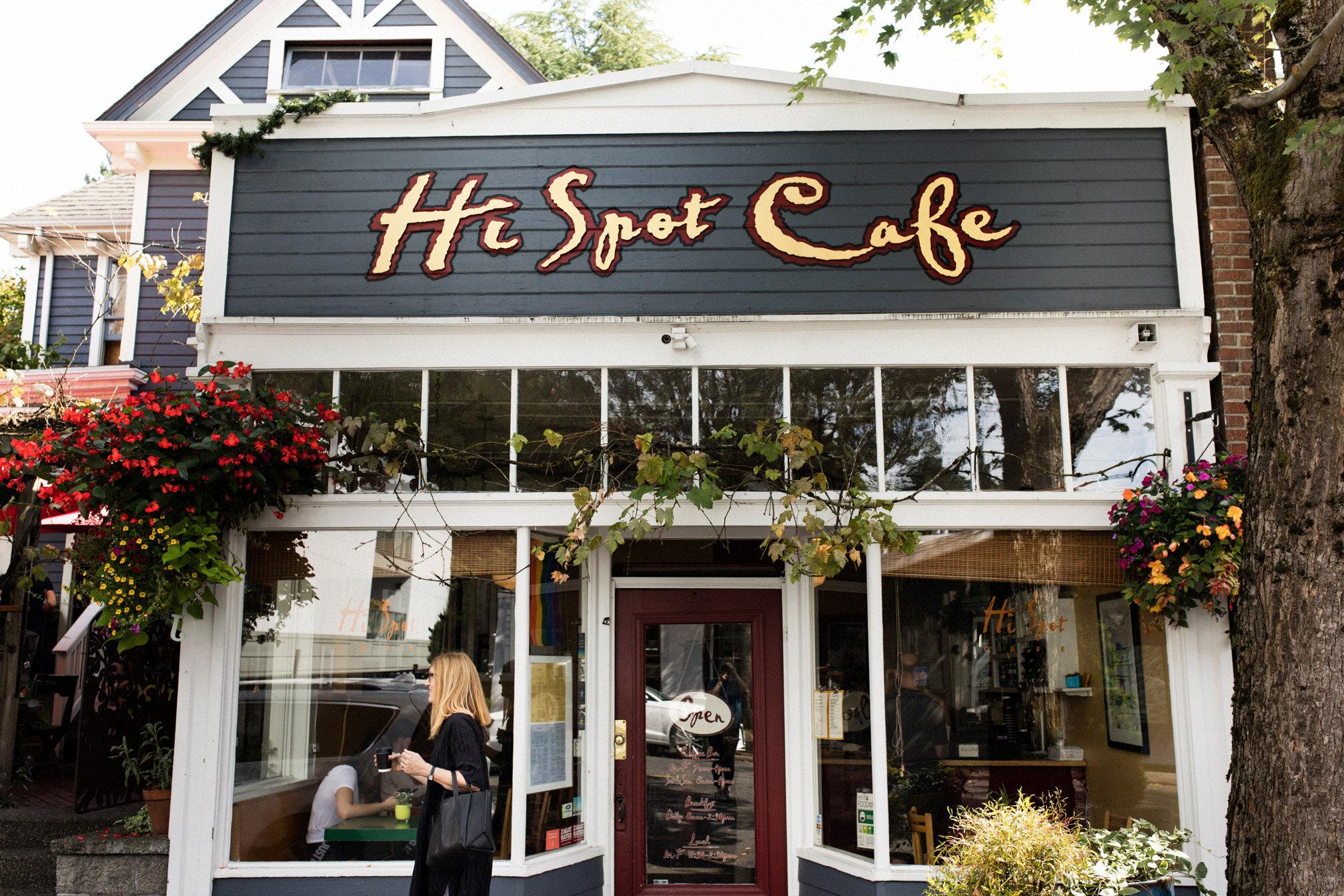 Hi Spot Cafe