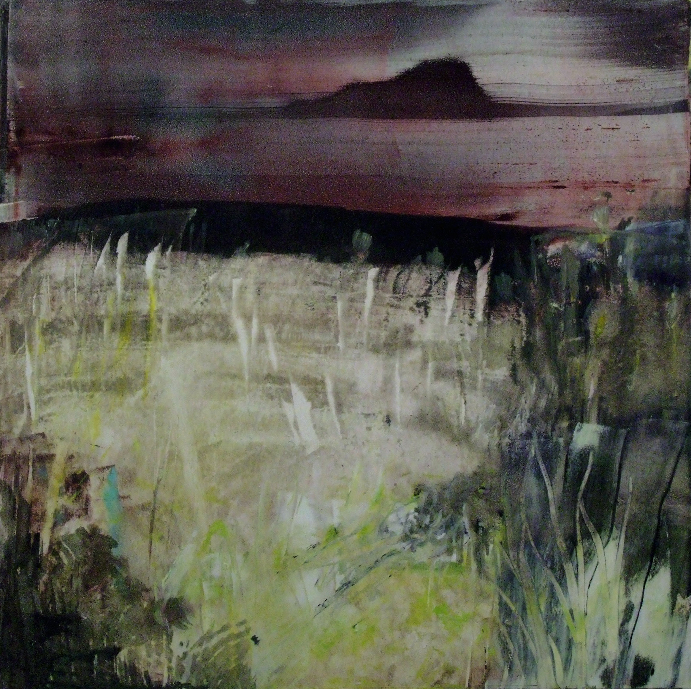 Grass Framed Island