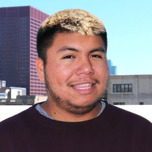 Carlos Aldaco |    Bio   Board Member, Student