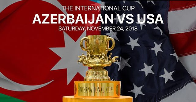 2018 INTERNATIONAL CUP Azerbaijan Vs. USA  Tickets Now on Sale @ GCPolo.com 🤗  The seventh annual game, featuring Team USA against Azerbaijan, will be part of a polo doubleheader, a holiday tradition that ends the biggest week of fall polo and season at the nation's largest polo club.  VIP Pavilion Tickets: Includes one VIP admission ticket to the Catered VIP tent with a field side view of the game.  Proceeds from the doubleheader benefit The Museum of Polo and Hall of Fame, a non-profit educational organization, dedicated to fostering an appreciation of the development, history and tradition of the sport of polo.