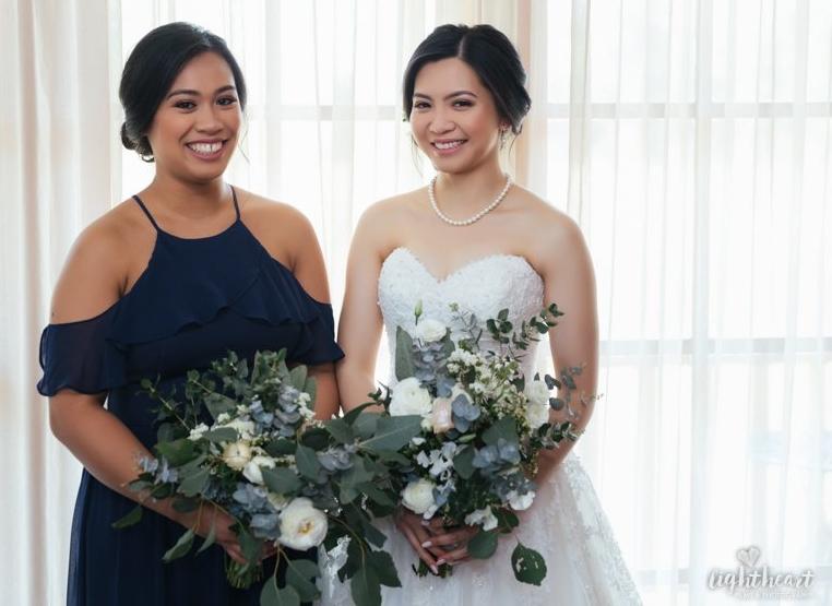 Bride & Bridesmaid Bouquet