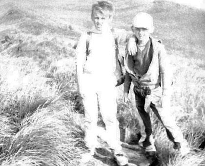 Jarek and Kamil, 1991