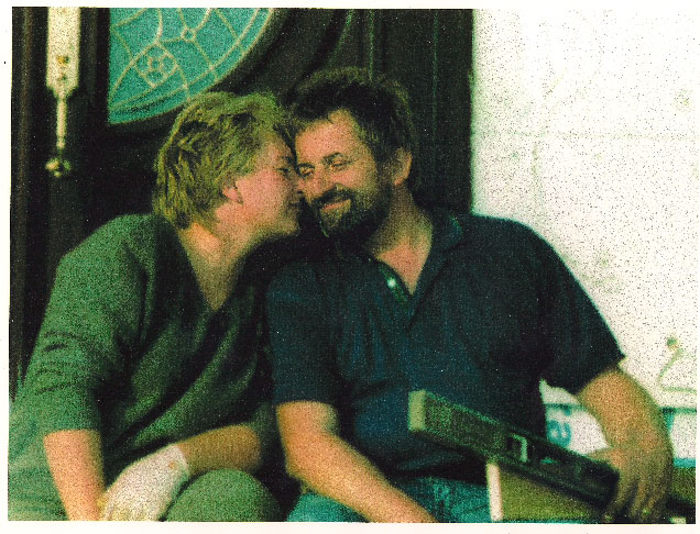 Barbara and Jurek, 1999