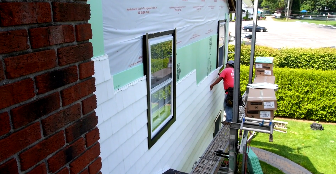Siding: Lifetime material warranty with as long as you own your home labor warranty.
