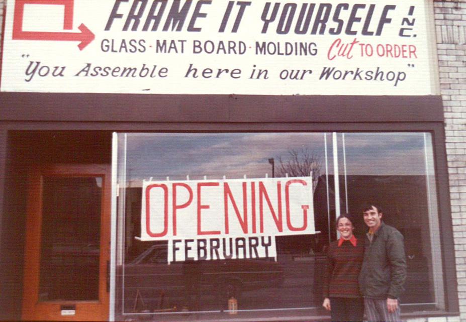 Grand Opening, 1972