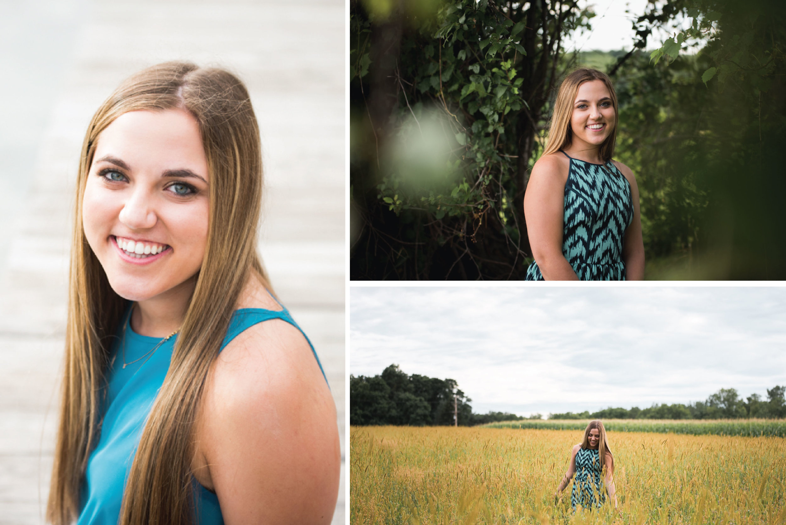Sally - Pittsford, Ny - Check out this countryside senior session that took place at the canal in Pittsford, NY!