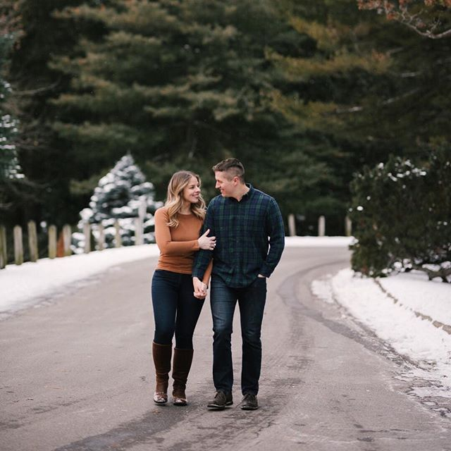 ON THE BLOG! Meg and Thom's winter engagement session. I know a lot of Rochesterians dread the winter but c'mon it makes for gorgeous images even when it's not actively snowing. We started of at the classic George Eastman garden and ended up at Highland Park - which looks amazing covered in snow! Link in bio ❄️ . . . . . #engagementsession #engagementphotos #weddingphotography #rochesterweddingphotographer #downtownrochester #roctheshot #rochesterny #rochesterphotographer #couple  #Rochesterengagement #ShesaidYes #brideandgroom #heart #weddingwednesday #weddingplanning #fiance  #weddingwire #theknot #theknotweddings #weddingswithviews  #explorerochester #highlandpark #winterengagementsession