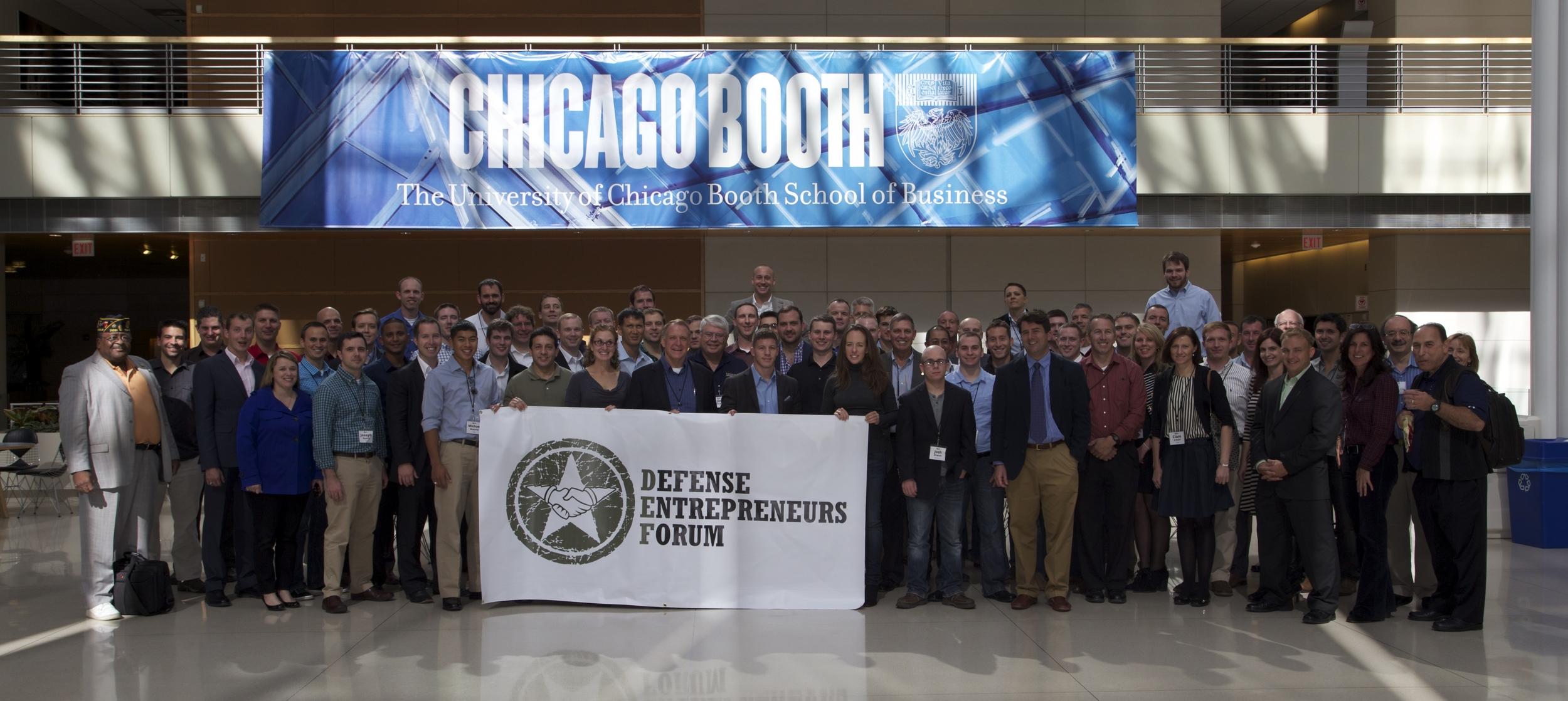 Defense Entrepreneurs Forum 2013