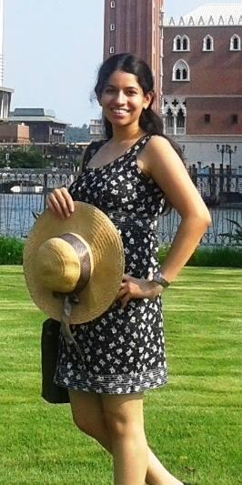 Latika Sharma '16