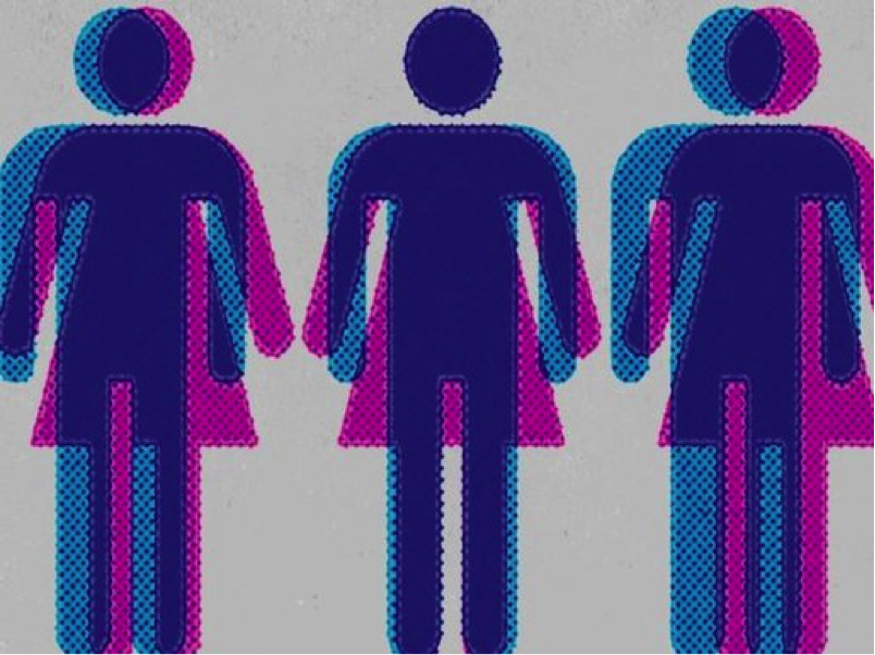 """Which restroom to use?"" A simple question cisgender people don't need to think about."