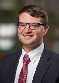 """Thomas Covert    Assistant Professor of Economics    Class(es) taught at Booth: Competitive Strategy and Applied Economics Workshop    Previous institutions: Harvard and MIT    Why Booth?: """"  There's no other place with so many scholars doing such interesting work in as many fields as Booth."""""""