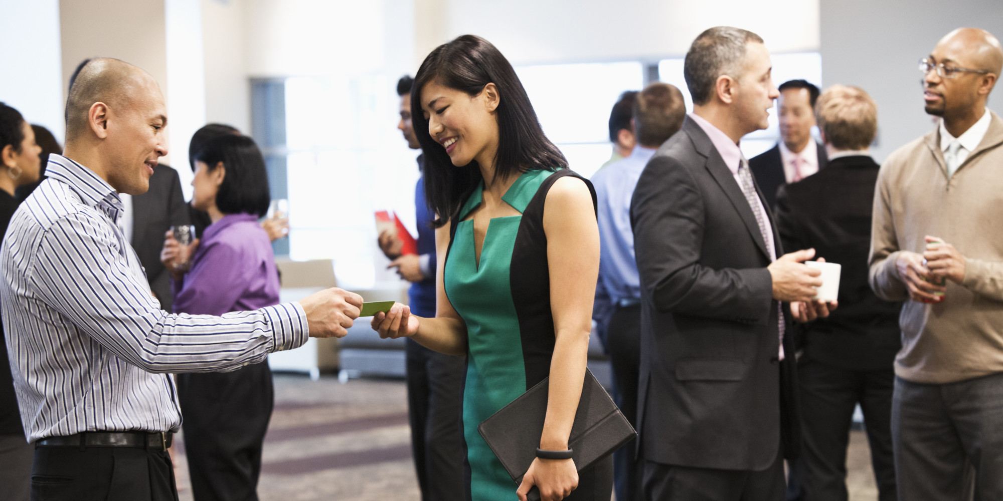 You can never understate the importance of networking