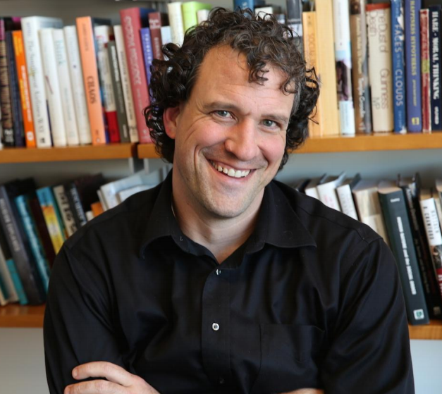 Nicholas Epley, the John T. Keller Professor of Behavioral Science