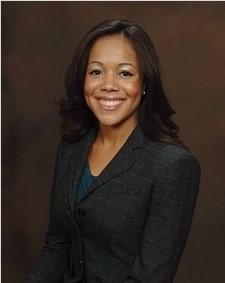 AAMBAA co-chair Kelly Henry '16