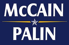 For his 2008 campaign, McCain used Optima, a popular 70s font. It is mostly known for its use in the Vietnam Veterans Memorial and was an understated reminder of his history as a war hero. The slogan was criticized for using a slightly larger font for Palin than McCain.