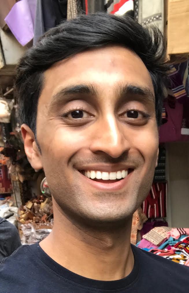 Pratik Desai, Class of 2017