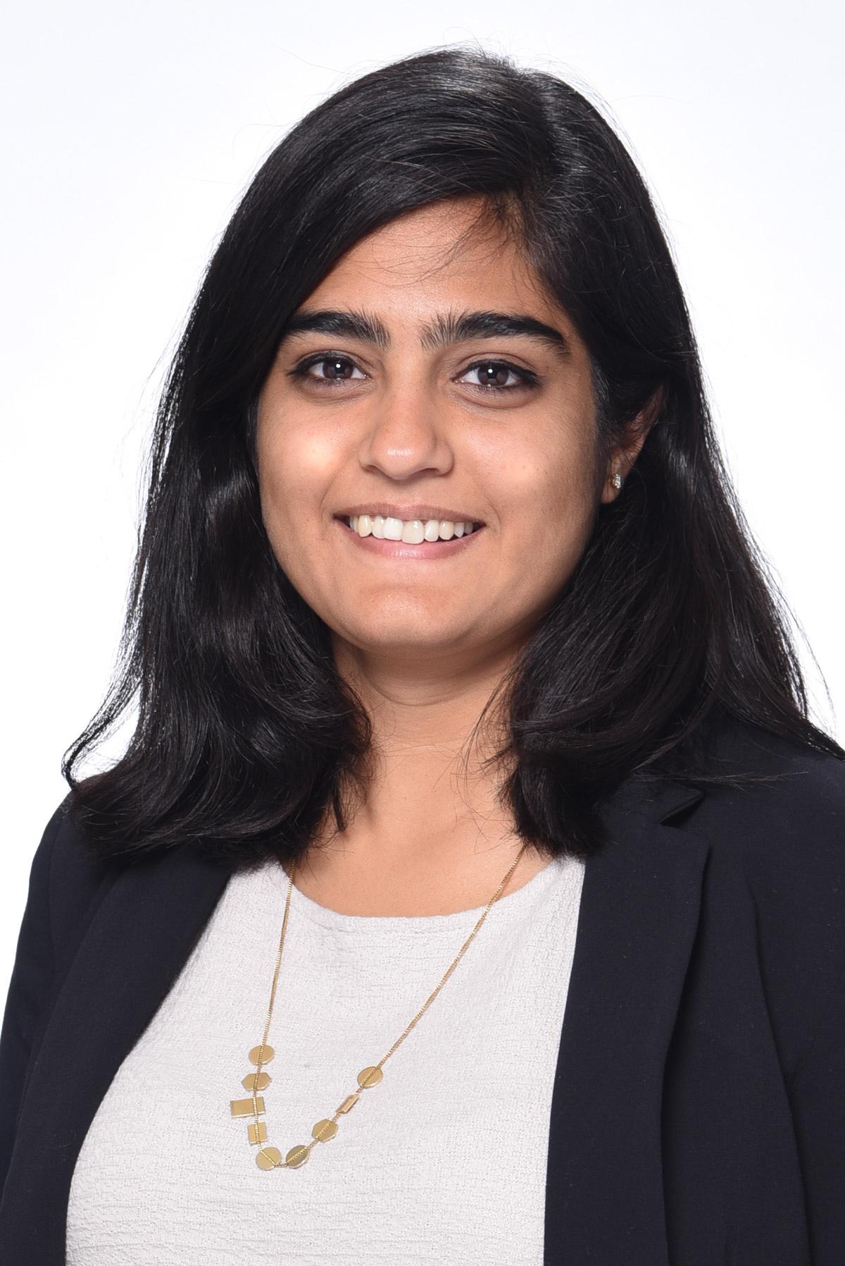 Krithika Narayan, Class of 2020