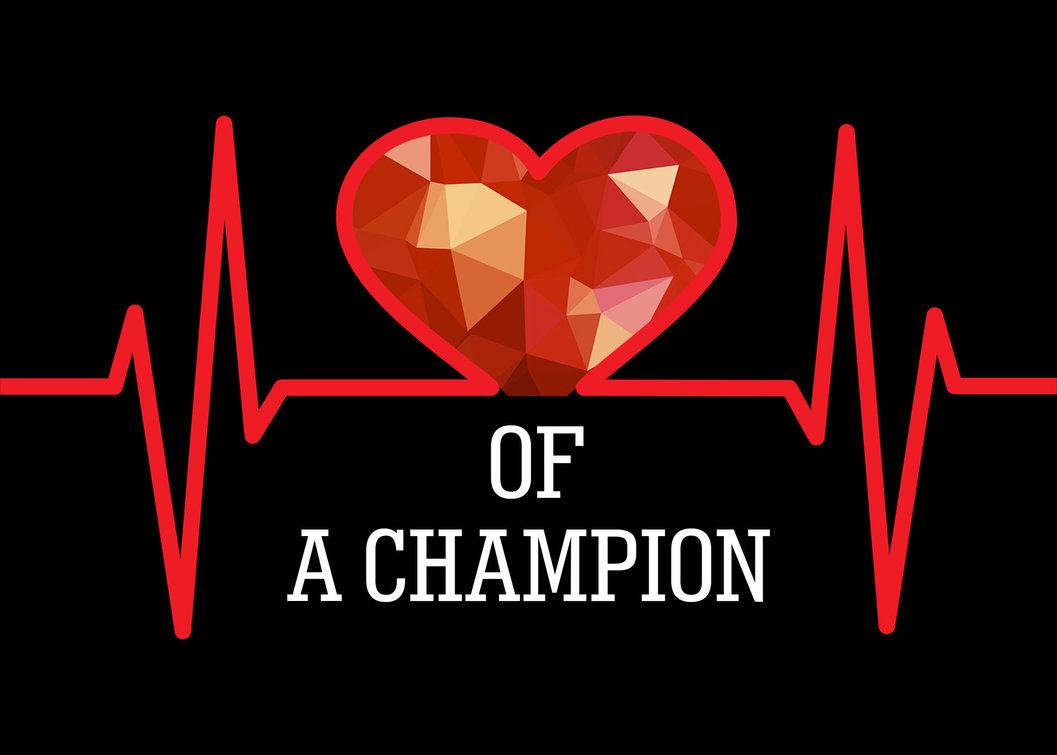 Heart Of A Champion - 12.31.17.   Drew Stockton