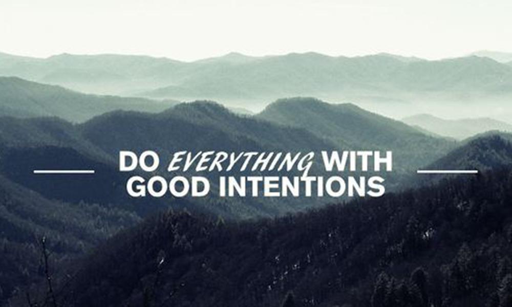 Good Intentions - 7.9.17 | Part 1 | Phillip Martin