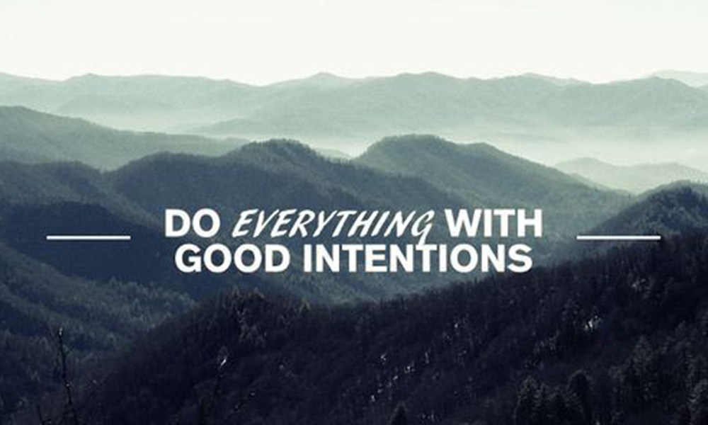 Good Intentions - 7.16.17 | Part 2 | Phillip Martin