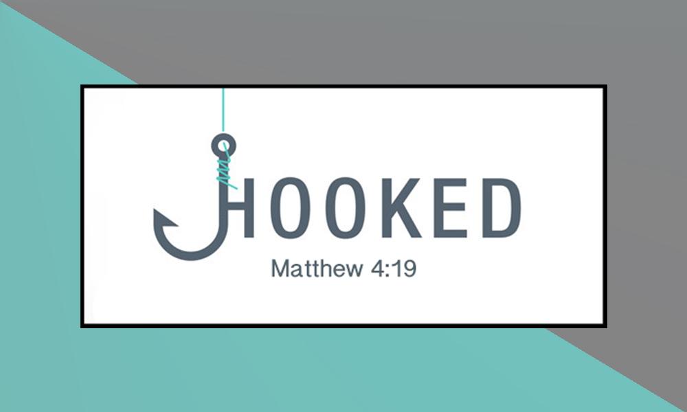 Hooked - 6.11.17 | Part 1 | Phillip Martin